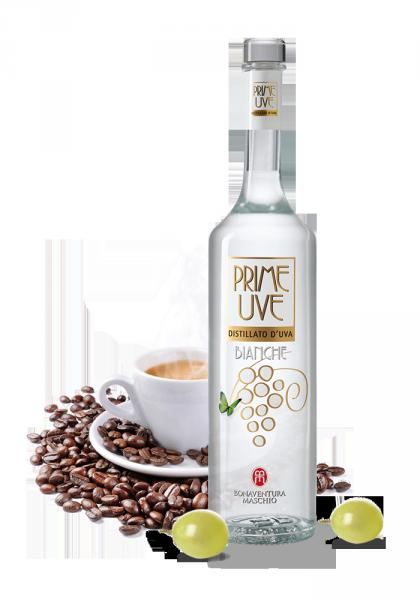 Prime Uve Bianche & Caffè Illy